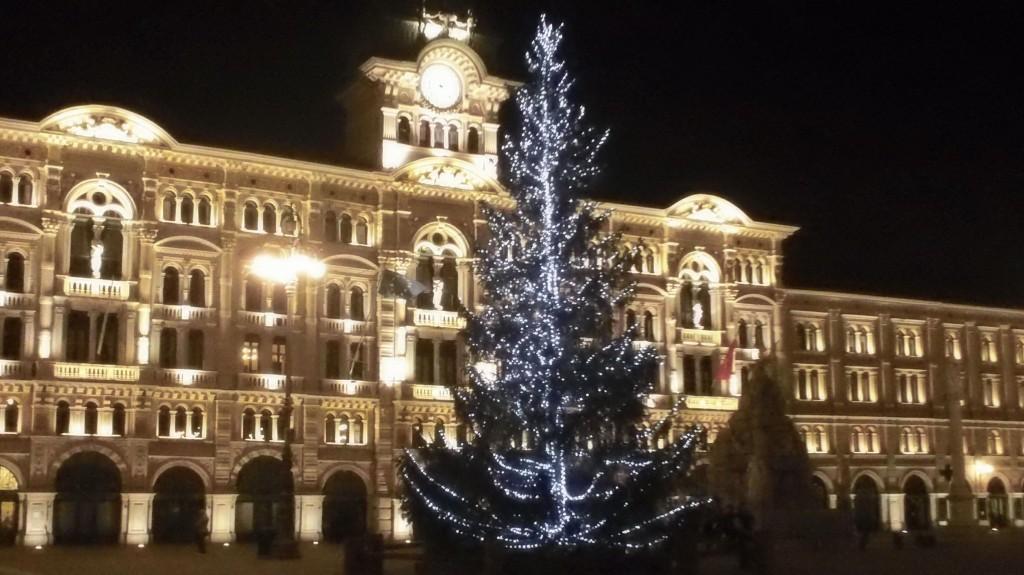Trieste e il natale for Mercatini natale trieste
