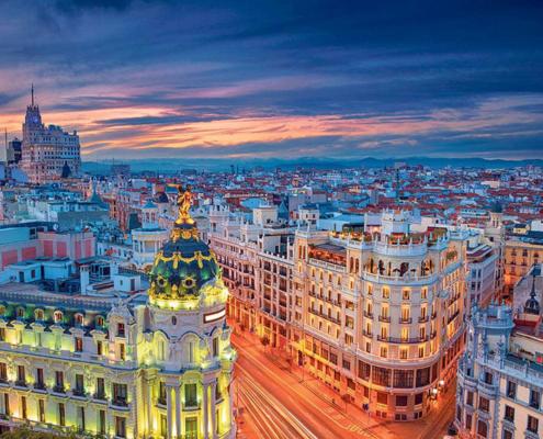 Stage linguistici Spagna