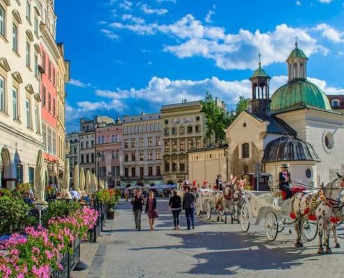 Viaggio d'istruzione Polonia