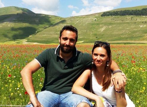 Rebecca Pantano & Andrea Corsini
