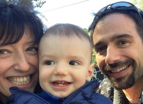 Roberta Caimi & Roberto Pattumelli con Carlo