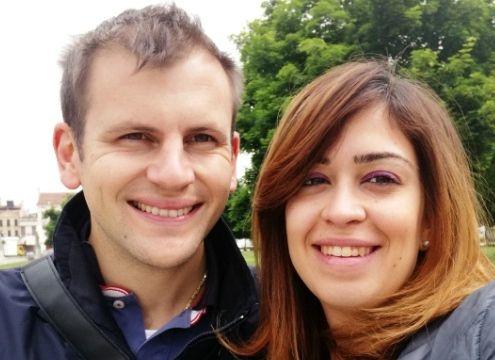 Francesca Redaelli & Martino Bertinotti
