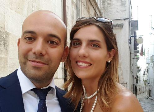 Marina Tenconi & Omar Hammoud