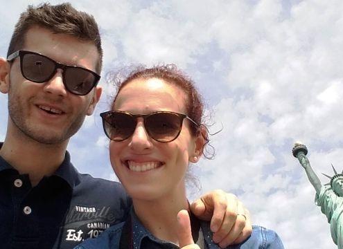 Ilaria Pennini & Matteo Calloni